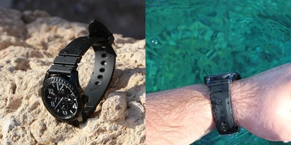 Ремешок для плаванья Stailer Black