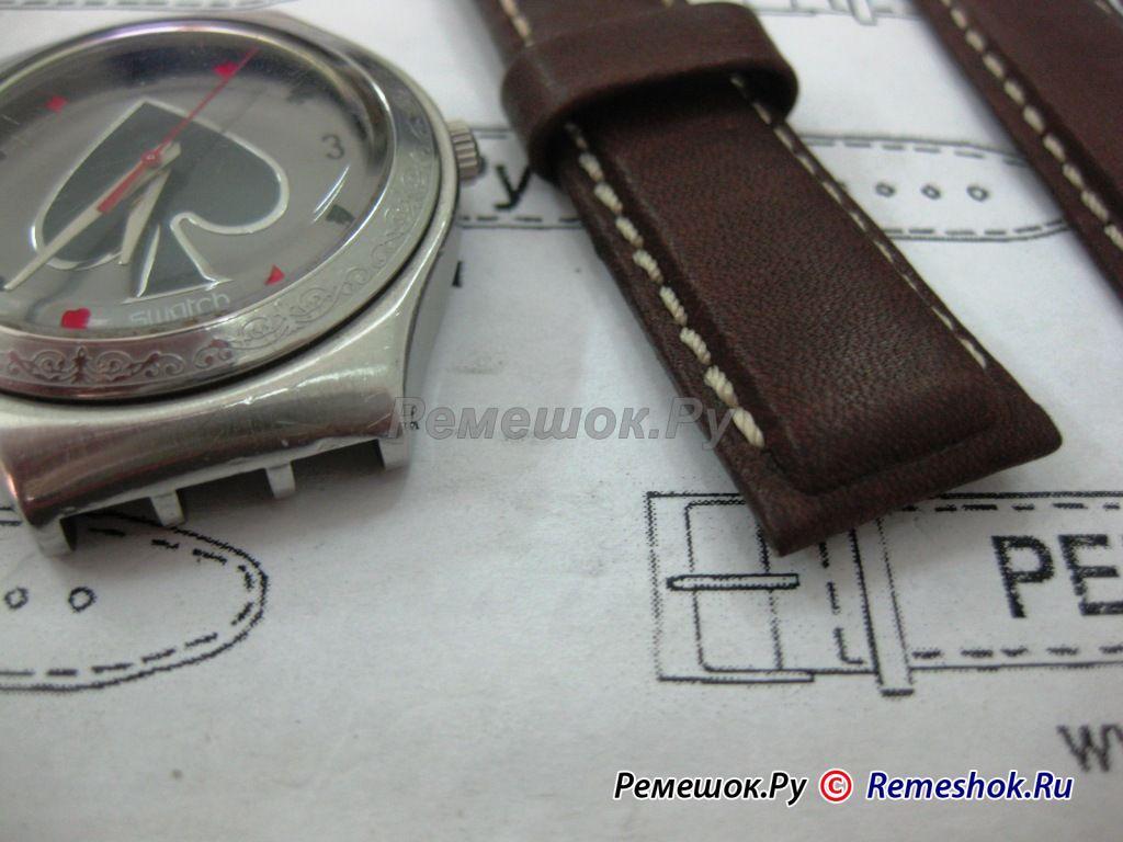 Как сделать самой ремешок на часы